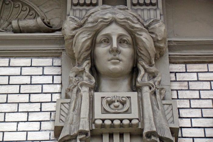 Улица Сергия Радонежского, дом 7